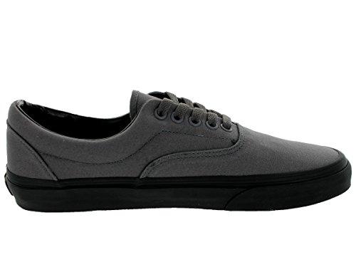 60c2f4996d Vans Unisex Era Gargoyle Black Sole Skate Shoe 7 Men US   8.5 Women US