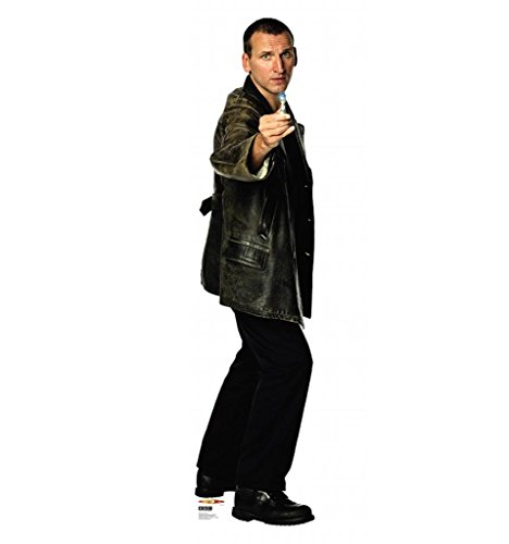 Ninth Doctor - Christopher Eccleston - BBC's Doctor Who - Advanced Graphics Life Size Cardboard Standup