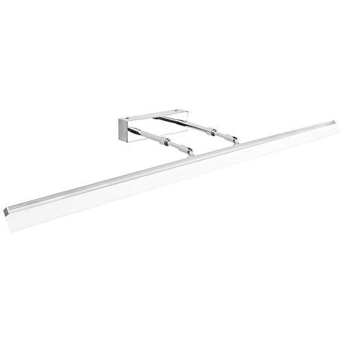 Klighten 24W LED Lámpara de espejo Armario Baño Lámpara IP44 5500K Anti niebla Niebla Lámpara de gabinete de espejo de…