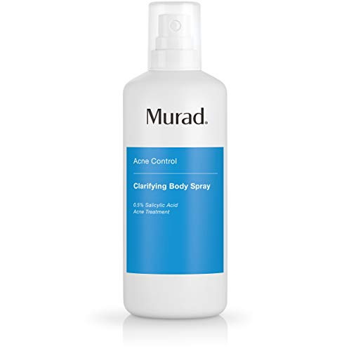 Murad Acne Clarifying Body Spray, Step 2 Treat/Repair, 4.3 fl oz (130 ml)