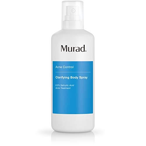 Murad Acne Clarifying Body Spray, Step 2 Treat/Repair, 4.3 fl oz (130 ml )