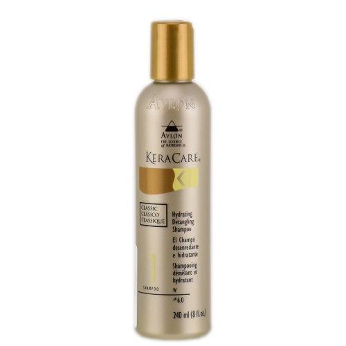 KeraCare Hydrating Detangling Shampoo (Classic Formula) - 8 oz by Avlon