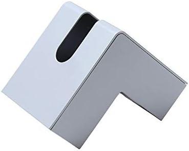 1個 省 スペースでかわいい形 詰め替え用ティッシュケース 卓上収納ボックス 高級感 ティッシュケース