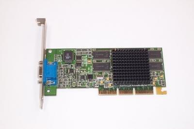 HP - VIDEO CARD ATI RAGE 128 PRO AGP P6197-63501