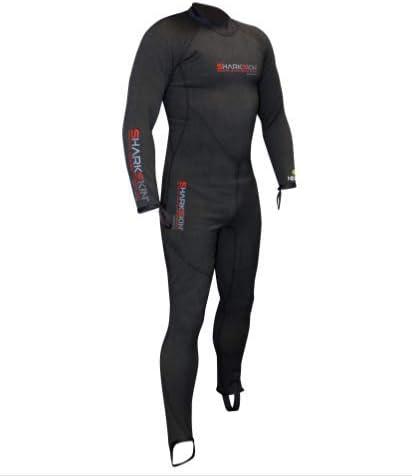 Sharkskin Covert /& Chillproof Sock Size M Scuba Snorkel Free Dive Spear Fishing