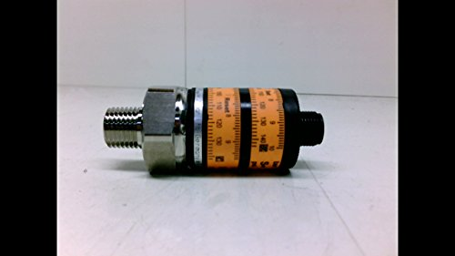 Pressure Switch, (2) SPST, 0to145 psi, 1/4'' by Ifm (Image #1)