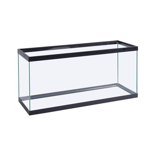 Perfecto Manufacturing APF10370 37-Gallon Aquarium Tank, 30 by 12 by 22-Inch, Black (37 Aquarium Gallon)