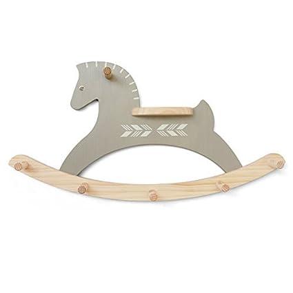 Amazon.com: Antique Alive Home Decor Handmade Pony Horse ...