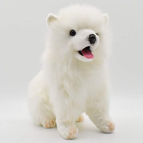 (Hansa Samoyed Puppy Plush)