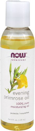 NOW Evening Primrose Oil, 4-Ounce