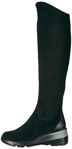 Jambu Women's Kendra Water Resistant Slouch Boot, Black, 9 M US by Jambu (Image #5)