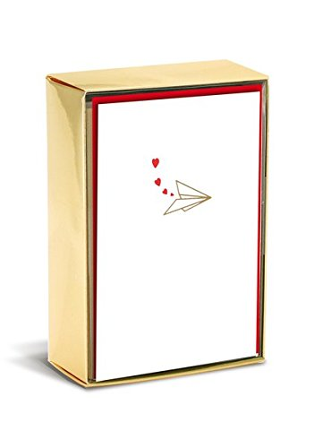 Paper Airplane Boxed Cards (France Airplane)