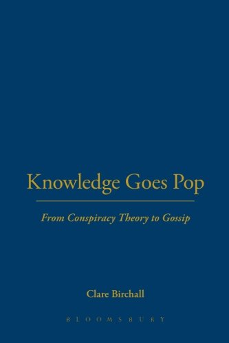 Knowledge Goes Pop (Culture Machine)