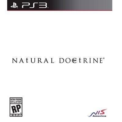 Natural Doctrine Ps3 (Doctrine Natural Ps4)
