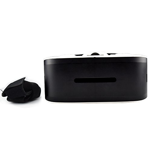 KSNTJ 3D VR Glasses Headset All in One Machine Android with 5.5 inch HD Screen 1920x1080 Screen Resolution Cortex A7 Processor 2G Ram 16GB available Rom has VR Multi-language Support No Phone Needed