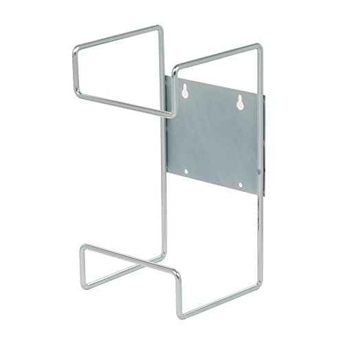 """Georgia-Pacific 54912 Chrome Wall-Mount Boxed Wiper Dispenser, 5.625"""" Width x 5"""" Depth x 10.5"""" Height from Georgia-Pacific"""