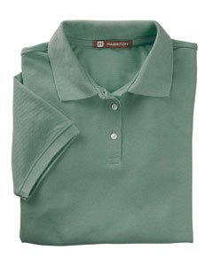 Ladies' Easy Blend Polo, Dill, 2XL