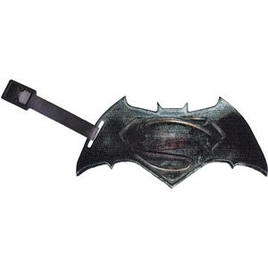 Batman vs Superman - Dawn of Justice - Main Officially Licensed Movie Logo - Luggage Tag