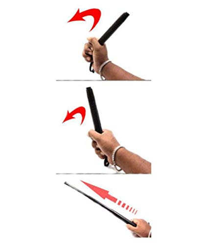 AV Emergency Escape Tool Perfect for Trekking Hiking Outdoor Tactical Climbing Travelling (24 Inch)