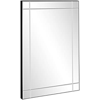 Amazon Com Large Rectangle Wall Mirror 30 In X 40 In