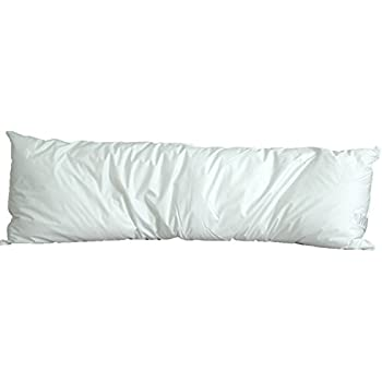 Amazon Com Polyester Fill Body Pillow Size 20 Quot X 60