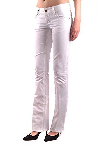 Mcbi107248o Jeans Cotone Donna Bianco Dsquared2 RvpqUw1x1