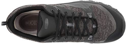 KEEN Femme Raven Randonnée Chaussures 0 de Basses Gris Gargoyle Terradora Waterproof F8rqFY