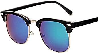 جواكت نجوم عتيقة مع مرآة ضفدع ذكر m مسمار نظارات شمسية نظارات شمسية نظارات شمسية