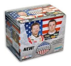 Press Pass Legends Racing (2014 Press Pass American Thunder NASCAR Racing box)