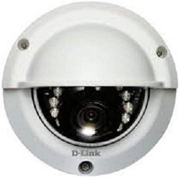 D Link Dcs 6314 Dome Netzwerk Kamera Aufnahmen In Full Hd Qualität Speziell Für Den Außenbereich Tag Und Nacht Baumarkt