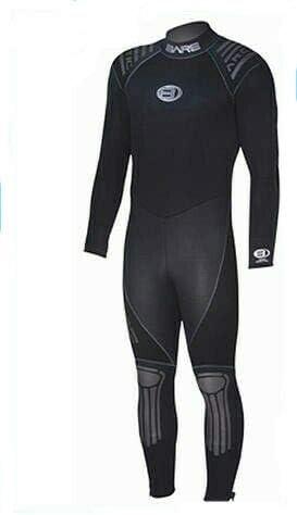 Bare Sport S-Flex 7mm Full men/'s wetsuit Multi-sport scuba diving