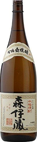 森伊蔵 (もりいぞう) 1800ml 芋焼酎 25度 森伊蔵酒造 鹿児島県
