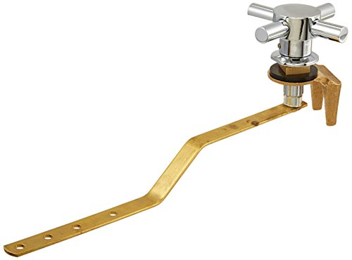 Kingston Brass KTDX1 Concord Cross Tank Lever, Polished Chrome ()