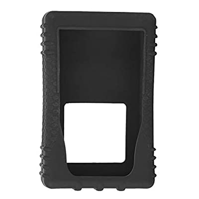 Black Mini Lightweight Spectrum Analyzer Durable Silicone Protective Case Shell