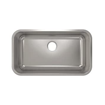 Julien 590033205 Essence 16u0026quot; X 29u0026quot; Undermount Sink