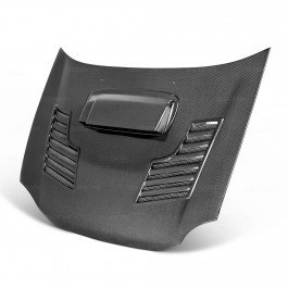 SEIBON 02-03 Impreza/WRX/STi Carbon Fiber Hood CWII GD