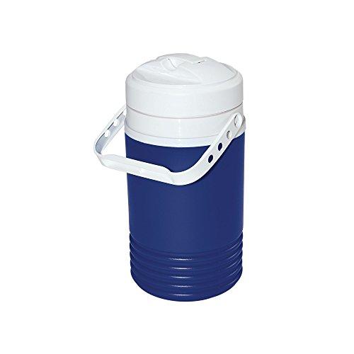 Igloo Legend Beverage Jug, 1/2 Gallon, Majestic Blue/White