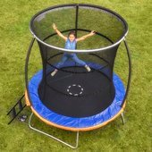 Jump Power 8ft Trampoline and Enclosure MVT