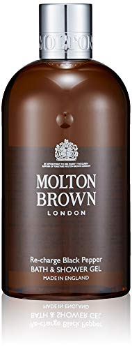 Molton Brown Bath & Shower Gel, Re-Charge Black Pepper, 10 Fl Oz (Top 10 Mens Cologne In The World)