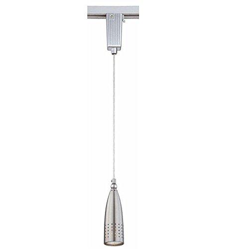Hampton Bay 1 Light Nickel Pendant product image