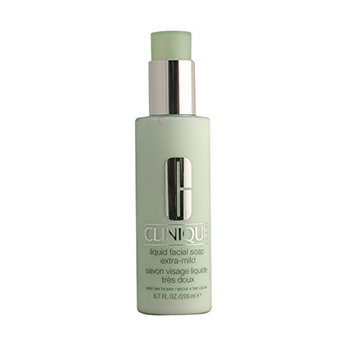 Clinique Soap 6.7 Oz Clinique/Liquid Facial Soap Extra Mild 6.7 Oz (Clinique Hair Hair Spray)
