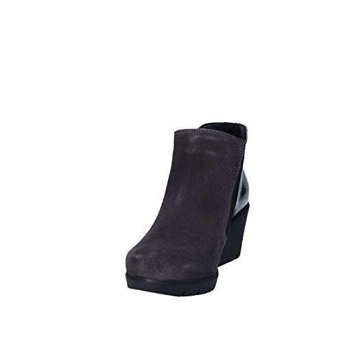 Gris Talons Keys Boots Femmes à 7093 Fqx7wTv