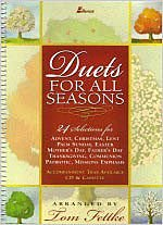 Duets for All Seasons [With 2 Split-Track Accompaniment (Christmas Split Track Accompaniment Cd)