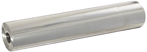 St Louis Crafts 36 Gauge Aluminum Metal Foil Roll, 12 Inches x 50 Feet - Metal Tooling Foil