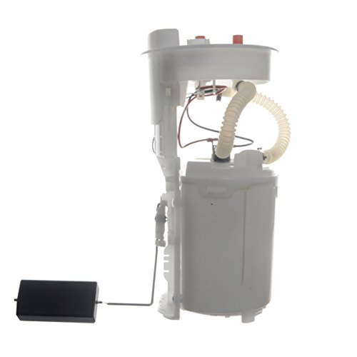 A-Premium Electric Fuel Pump Module Assembly for Volkswagen Beetle 1998-2010 Golf Jetta 199-2005 Plastic Tank with 4.8'' Flange E8424M ()