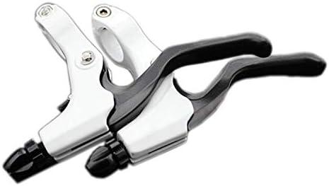 CPBH 1ペア22.2ミリメートルアルミニウム合金3指自転車ハンドルVブレーキレバーMTBハンドル自転車ブレーキレバーVブレーキ自転車アクセサリー