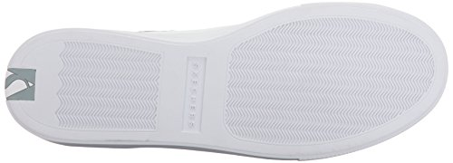 Moda Clean Skechers White Grey Baskets Blanc Street Femme dAPxgUwqP