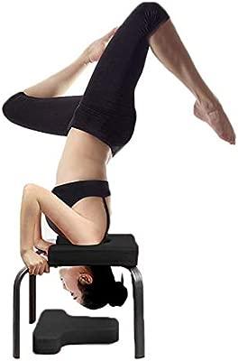 ZSLGOGO Silla de Entrenamiento de Yoga, Banco de Ejercicio ...