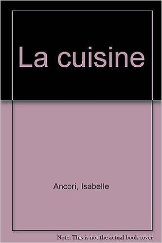 En ligne La cuisine pdf