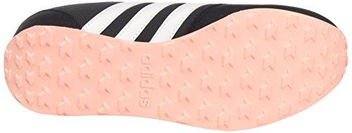 V Adidas haze carbon 0 2 Femme Racer Gris De 0 Black Running Chaussures Coral core dqrqS7z